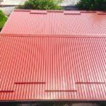 Copertura industriale pannelli di alluminio verniciato doppia aggraffatura
